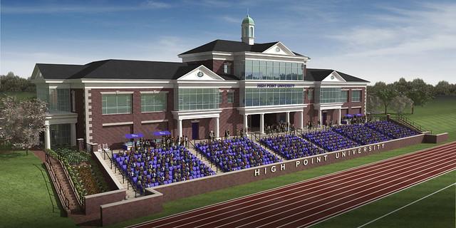 HPU Athletic Performance Center 1