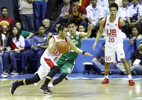 UAAP Season 76: DLSU Green Archers vs. UE Red Warriors, Sept. 4