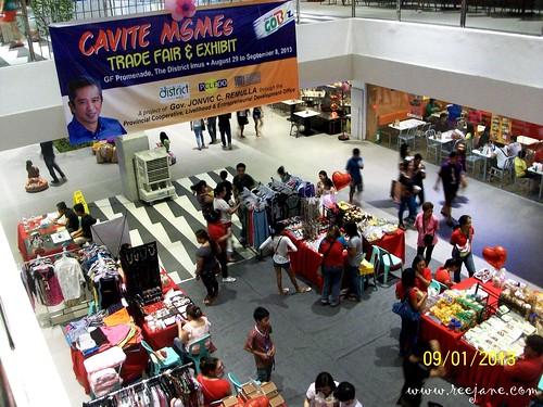 Cavite MSMEs Trade Fair