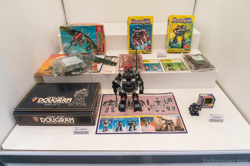 キャラホビ2013-リアルロボット博物館-DSC00493