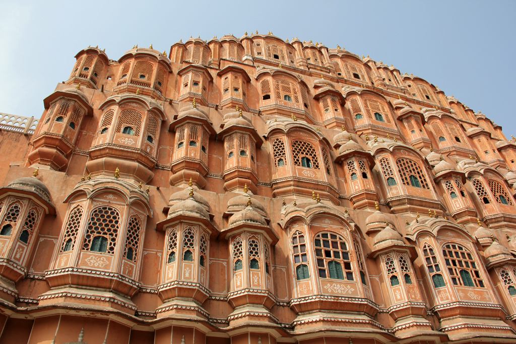 The Hawa Mahal