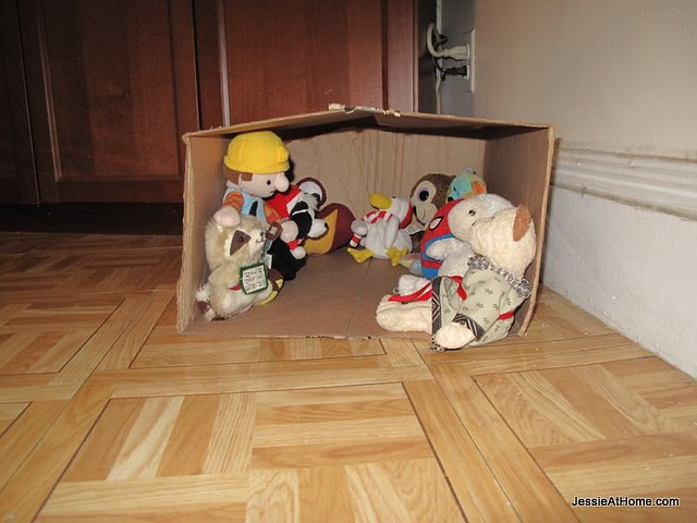 Toy-house!