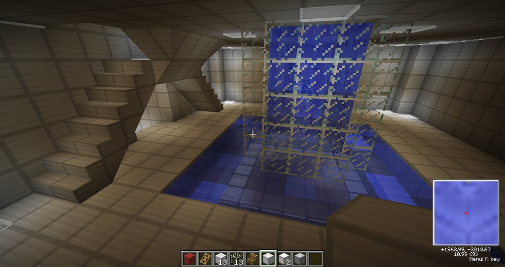 Another another world creative mode minecraft java edition minecraft forum minecraft forum - Underwater airlock ...