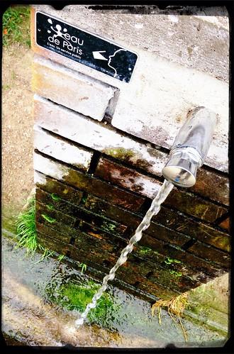 Watery Eyed by Paris Set Me Free