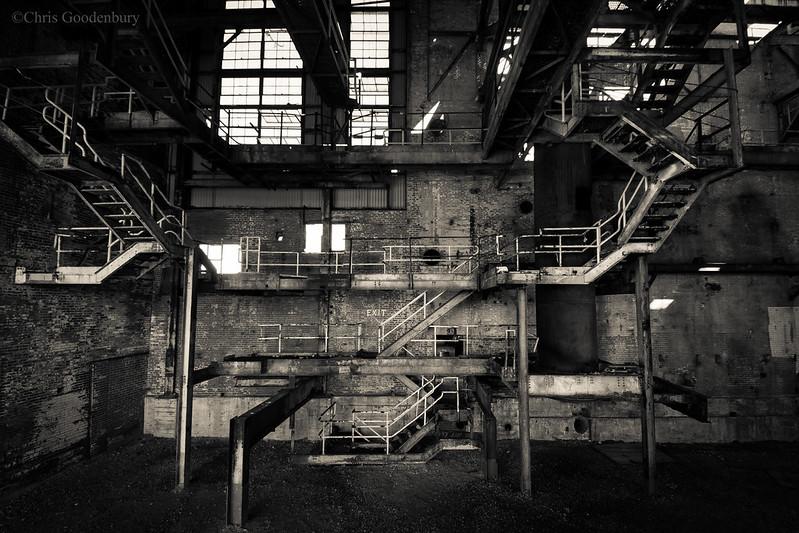 Platformer | Shellof Power Plant