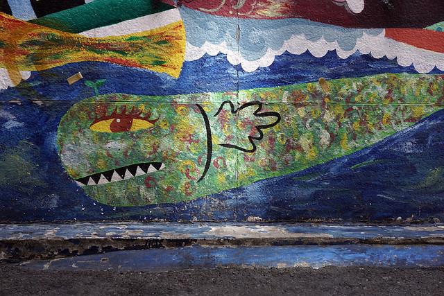Mutant Fish: Seoul Street Art (Hongdae) Flickr Photo Sharing!