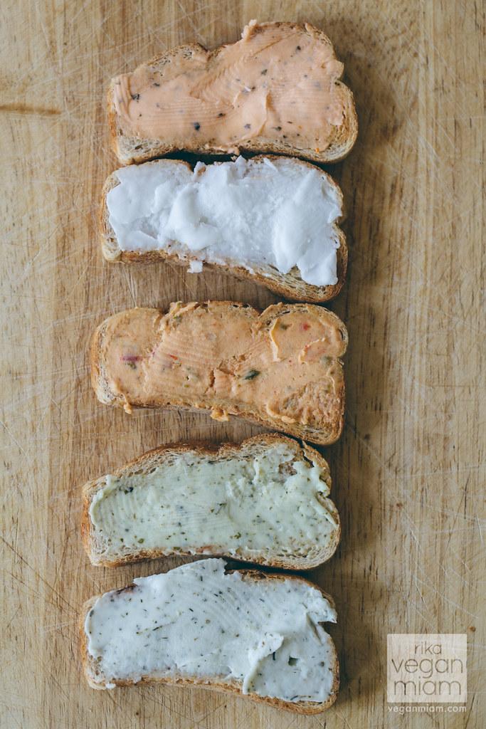Violife Creamy Spreads & Toast