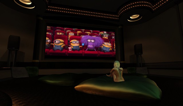 Screening Room Movies