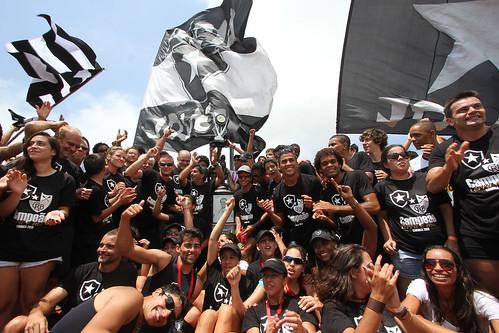 VI Regata de Remo do Campeonato Estadual no estadio de remo da Lagoa.