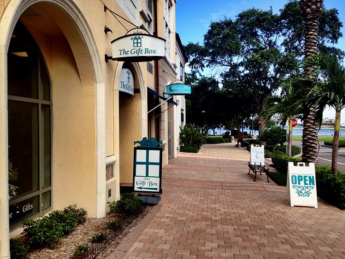 My prints, postcards available at Gift Box, Shops at 400 Beach Downtown #StPete
