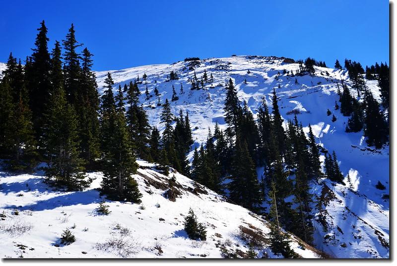 Loveland Pass  山景 14
