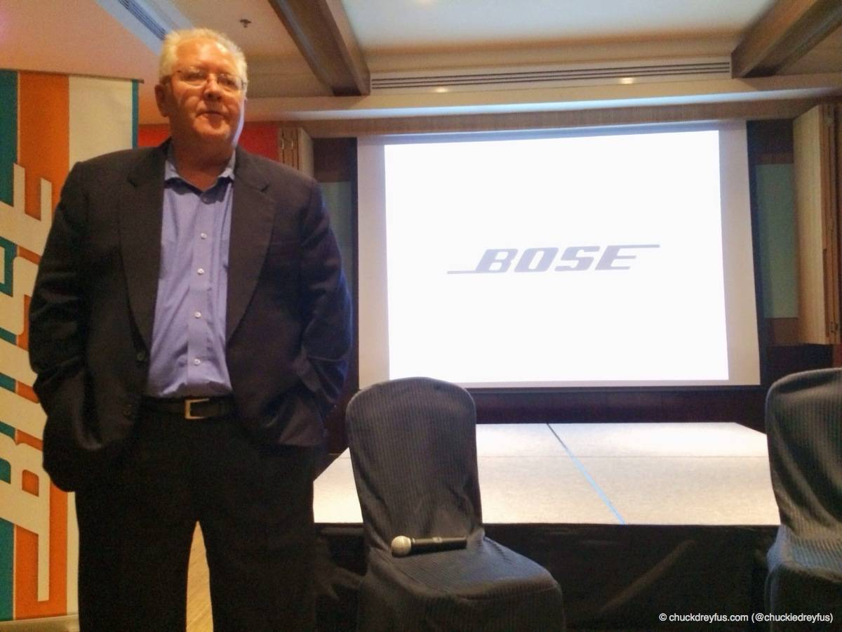 BOSE Launch