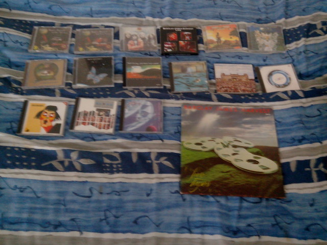 "Collection ""Barclay James Harvest"""