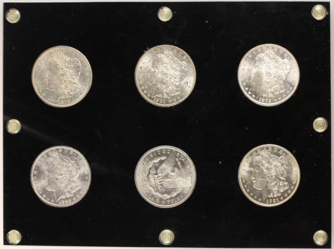 Colección de Dolares Morgan - Todas las cecas 10743489223_0af334015d_o