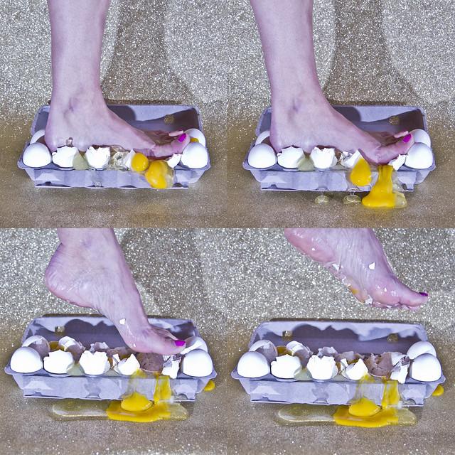 sexy eggweek foot
