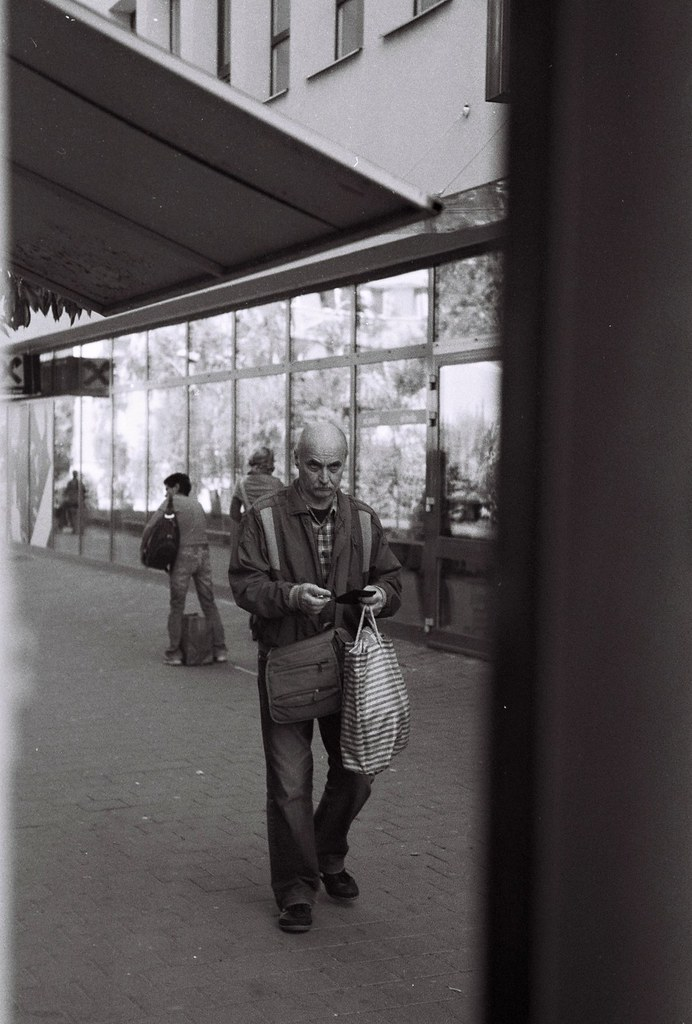 Kiev 4 - Suspiciously Looking Man