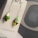 LeeMo Oregon Ducks Themed Earrings