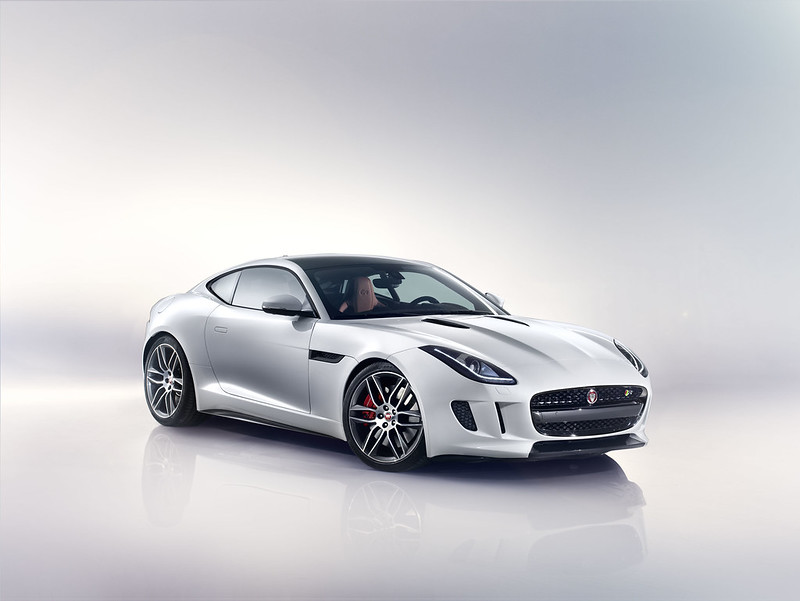 F-TYPE Coupe - Front