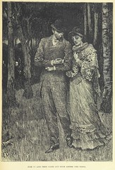 """British Library digitised image from page 291 of """"Within the Precincts [A novel.]"""""""