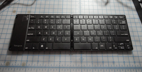 Targus AKF100US Foldable Keyboard