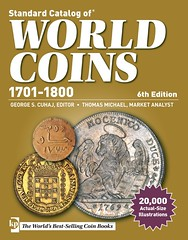 World Coins 1701-1800 6th ed