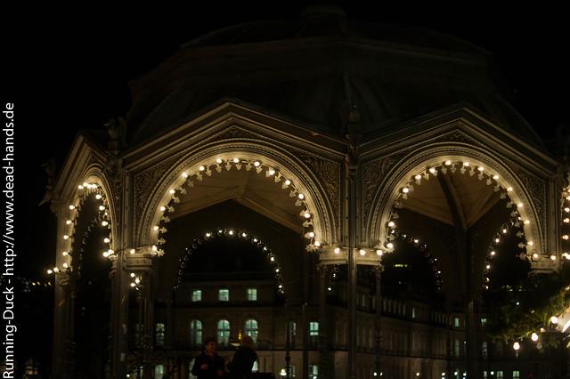 Lichterpavillon