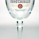 ベルギービール大好き!!【ウェストマールの専用グラス】(管理人所有 )