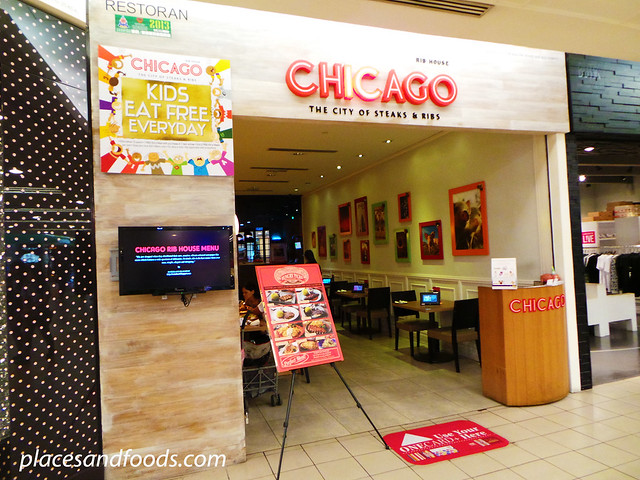 chicago one utama