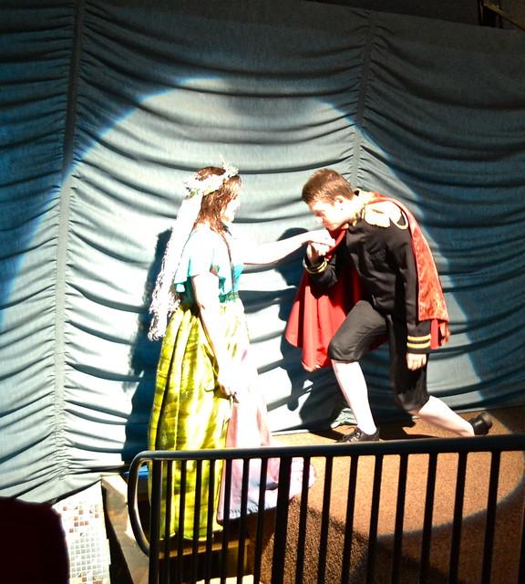 weeki wachee mermaid theater show