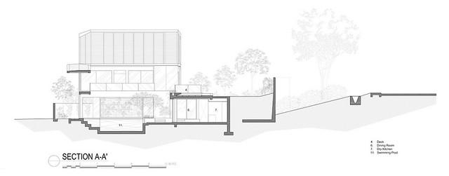 11557482844 68b5eb278f z Thiết kế ngôi nhà trên đường Andrew/ Hãng a dlab