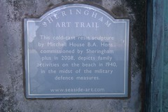 Photo of Grey plaque number 30168