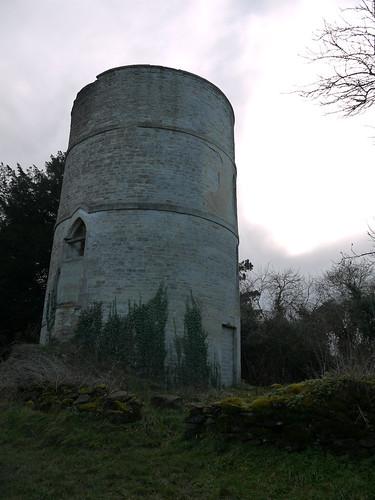 Unusual Round House