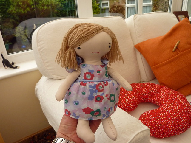 Dolly for my 2½ year old Niece