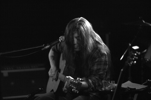 O.E. Gallagher live at Adm, Tokyo, 05 Jan 2014. 060