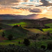 The Iconic View Of Tuscany by kevin mcneal