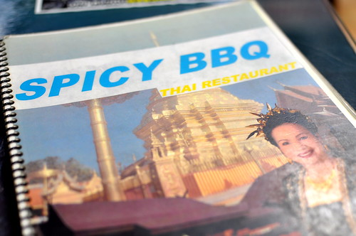 Spicy BBQ Restaurant - Hollywood - Los Angeles
