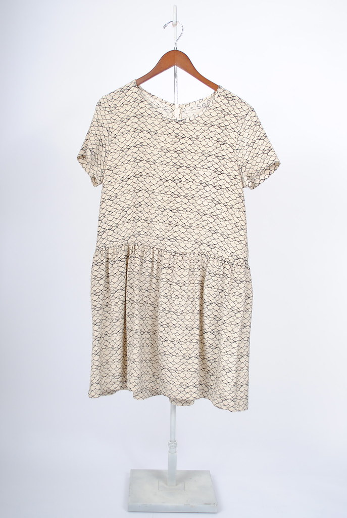 T Popover Dress