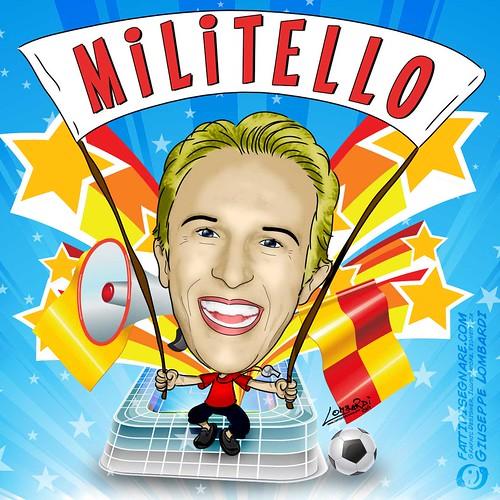 Militello by Giuseppe Lombardi