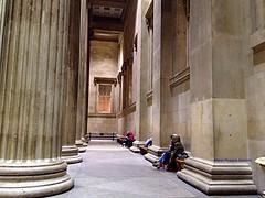 British Museum, conversation