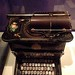 Sholes & Glidden typewriter made by E. Remington and Sons by yucaree