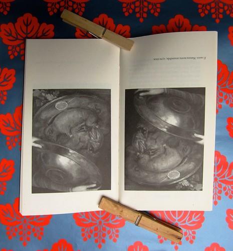 Roland Barthes, Arcimboldo. Abscondita 2005. Responsabilità grafiche non indicate. Pag 37 e 36 (part.), 1