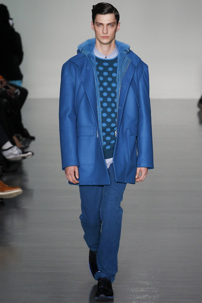 FW14 London Richard Nicoll001_Matthew Bell(VOGUE)
