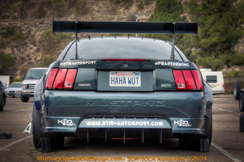 All Pics Modded For Mustang Waiting Widebody The You've Been