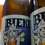 ベルギービール大好き!!ビィケンBieken