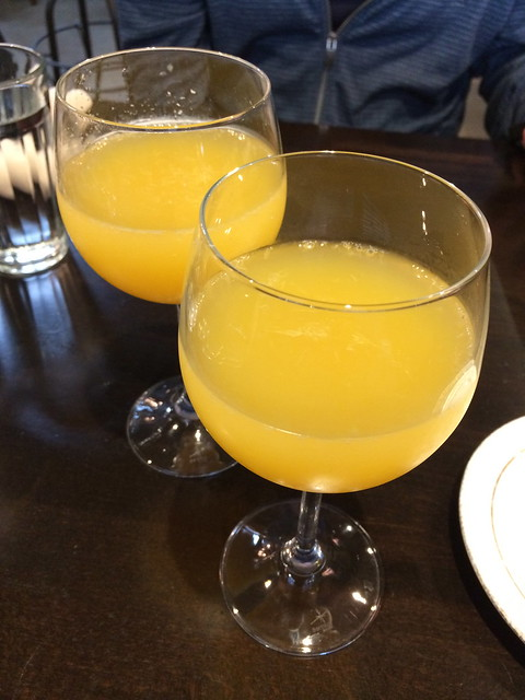 Mimosas- Mission Bowling Club