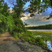 Asylum Lake, Kalamazoo, MI by davemasek
