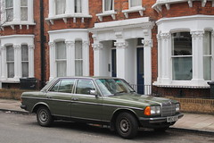 automobile, automotive exterior, vehicle, mercedes-benz w126, mercedes-benz w123, mercedes-benz, antique car, sedan, land vehicle, luxury vehicle,