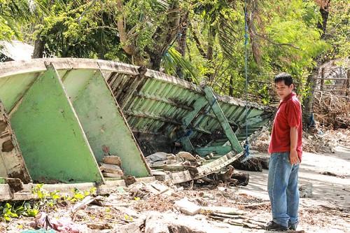 Livelihoods destroyed - Philippines