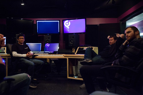 creating game audio