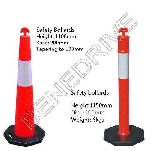 safety bollards